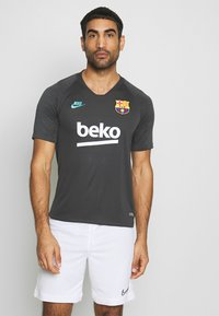 Nike Performance - FC BARCELONA - Fanartikel - smoke grey/dark grey - 0