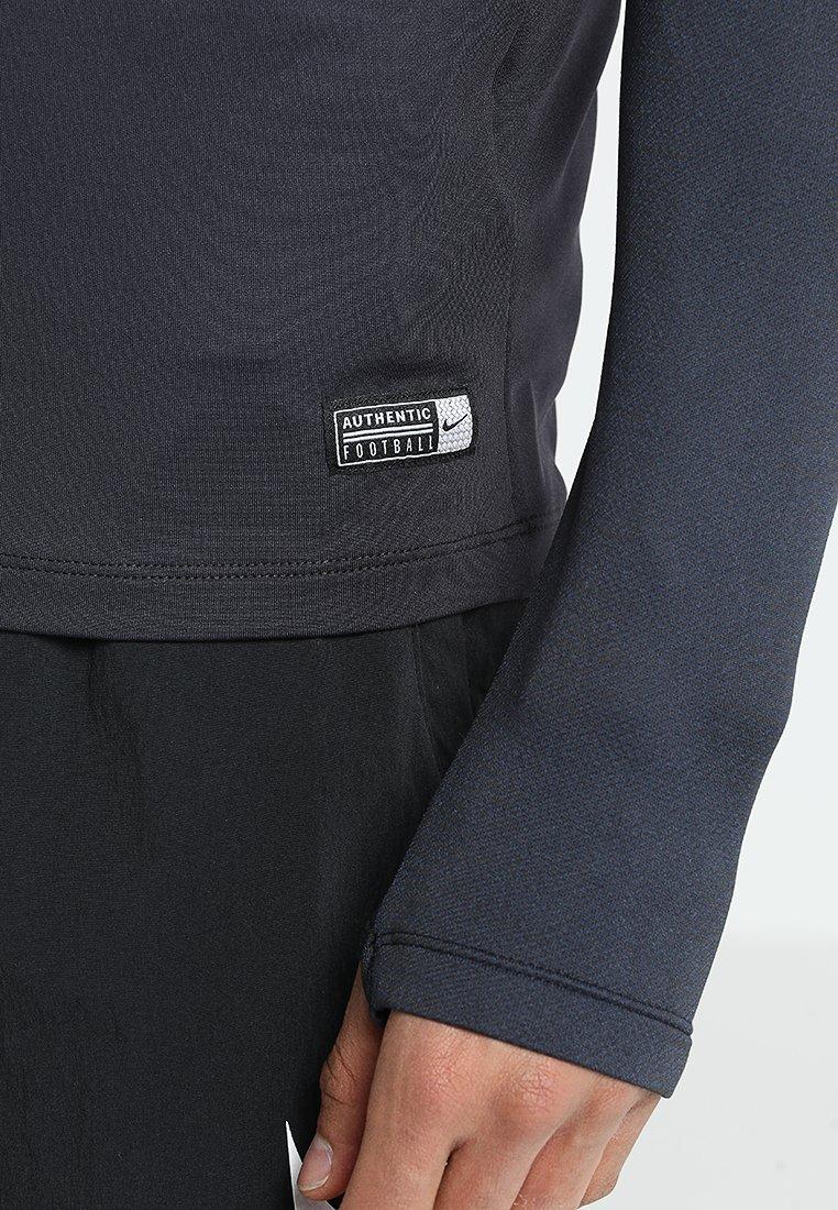 Nike Performance PARIS ST. GERMAIN DRY - Artykuły klubowe - oil grey/obsidian/university red