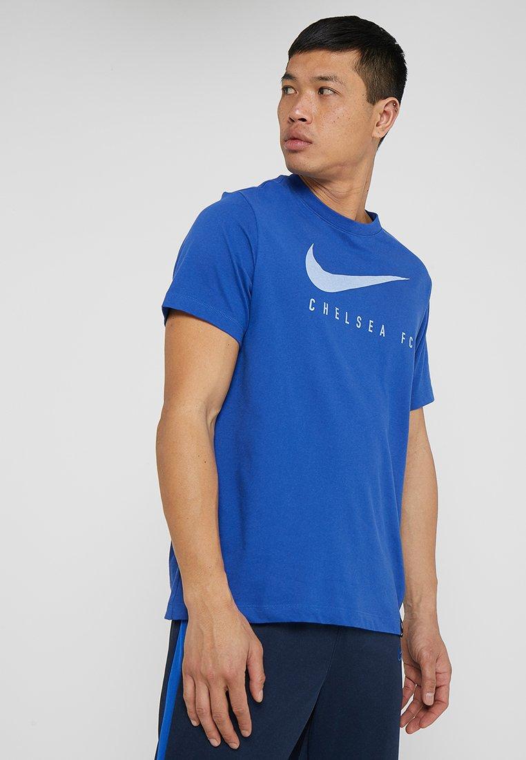 Rush Imprimé Performance Nike London Fc Blue Dry Chelsea Tee GroundT shirt L435ARj