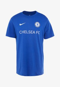 Nike Performance - CHELSEA LONDON FC TEE CORE MATCH - Equipación de clubes - rush blue - 3