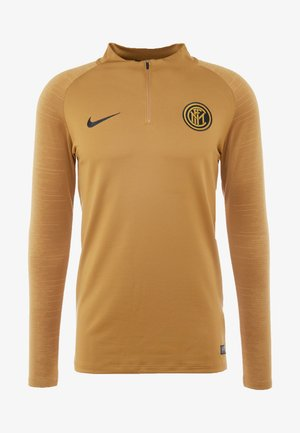 INTER MAILAND DRY - Equipación de clubes - muted bronze/truly gold/black