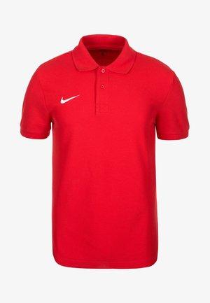 CORE POLOSHIRT  - Poloshirt -  red / white