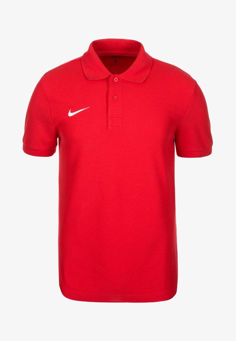 Nike Performance - CORE POLOSHIRT  - Poloshirt -  red / white