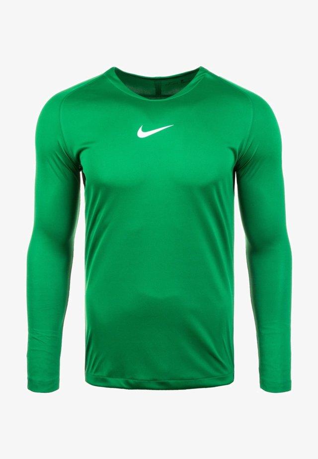 DRY PARK FIRST - Long sleeved top - dark green