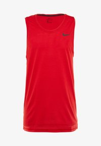 Nike Performance - TANK DRY - Funktionsshirt - university red/black - 3