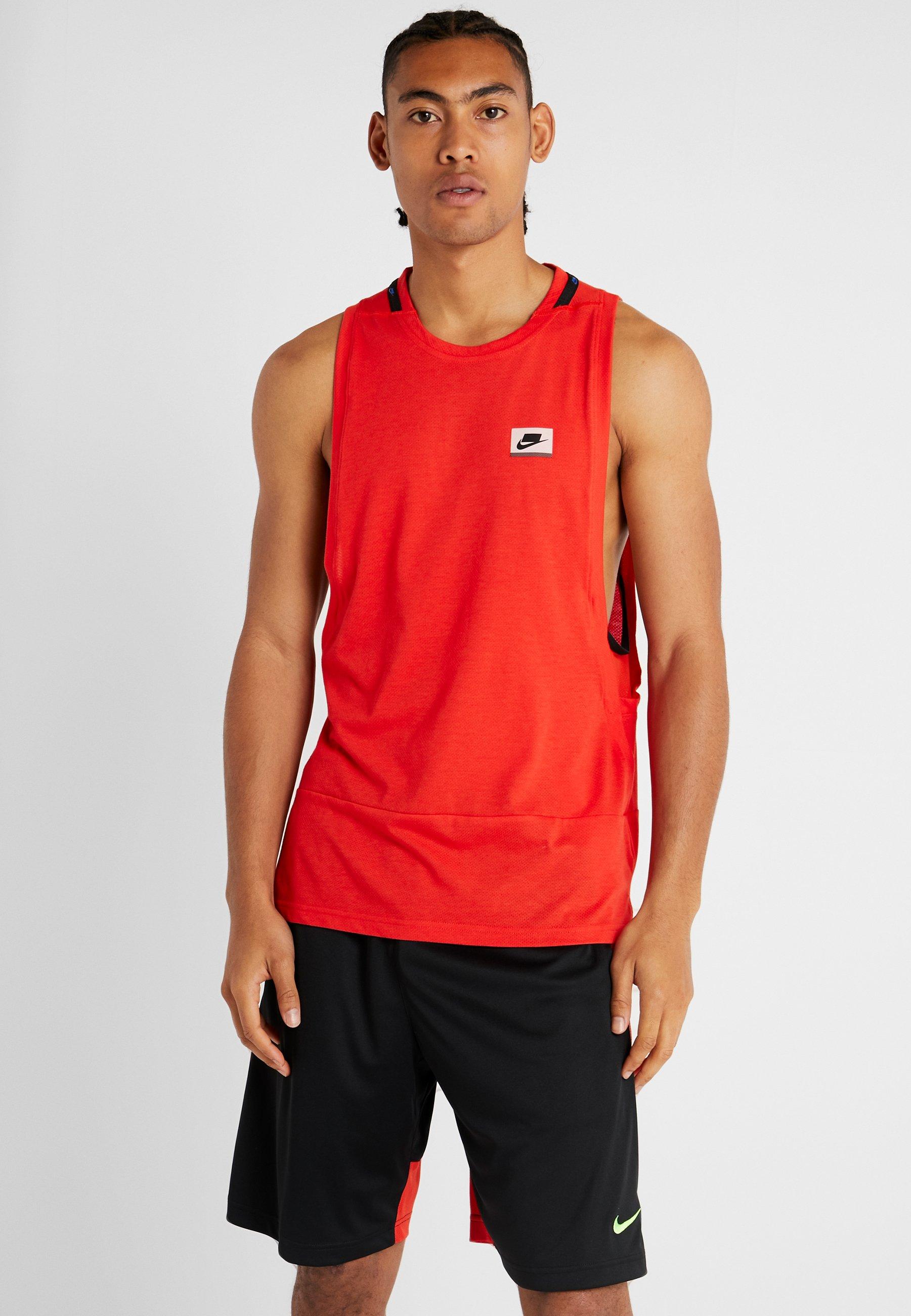 Nike game De black Performance shirt Habanero Sport Red Dry TankT Royal SpLzMqUVG