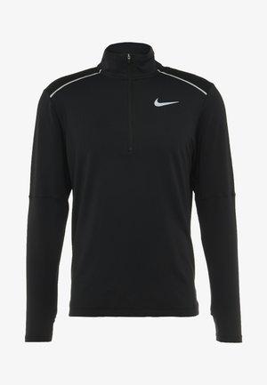 Sportshirt - black/reflective silver