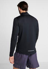 Nike Performance - Funktionsshirt - black/reflective silver - 2