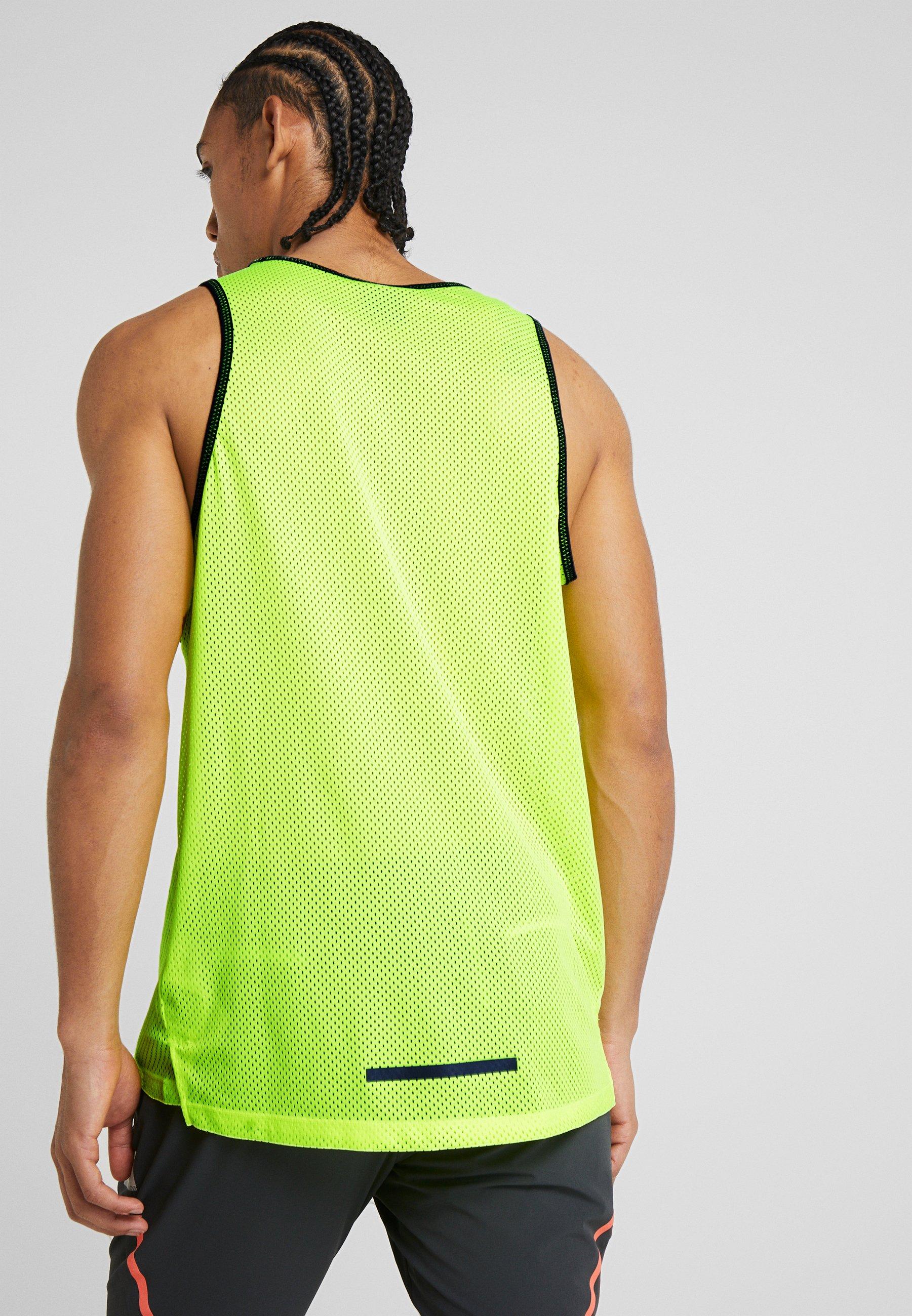 blackened Sport Volt Wild TankT Blue Nike shirt De Performance Run TFKc31Jl