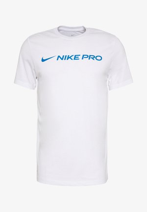 DRY TEE PRO - T-shirt con stampa - white