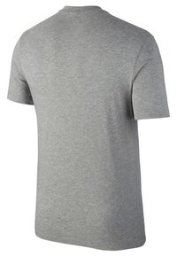 Nike Performance - DRY TEE ATHLETE - T-shirts med print - grey - 1