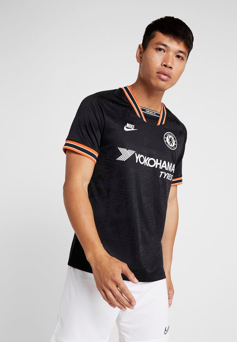 Nike Performance - CHELSEA FC - Vereinsmannschaften - black/white