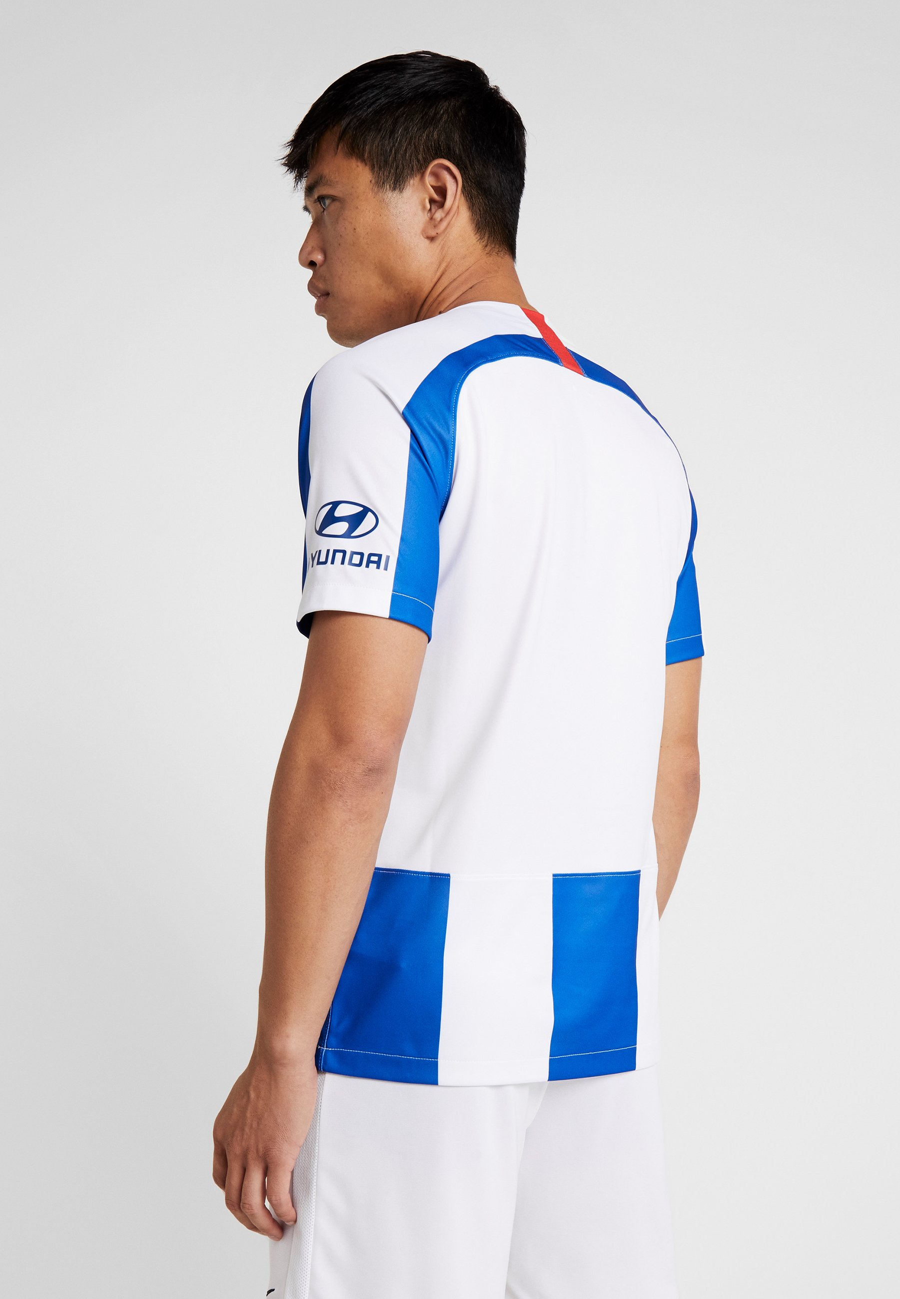 Nike Performance HETHA BSC - Article de supporter white/varsity royal