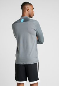 Nike Performance - TOTTENHAM HOTSPURS DRY  - Equipación de clubes - flint grey/dark grey/blue fury - 2