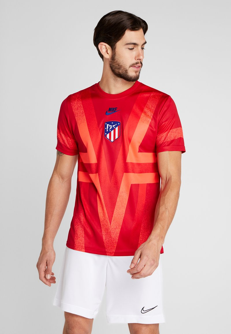Nike Performance - ATLETICO MADRID DRY - Klubbkläder - gym red/bright crimson/blue void