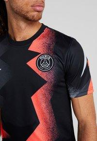 Nike Performance - PARIS ST GERMAIN DRY AWAY - Article de supporter - black/white - 4