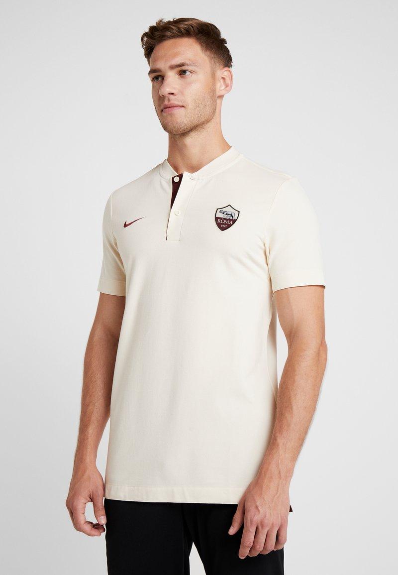 Nike Performance - AS ROM MODERN  - Club wear - light cream/dark team red