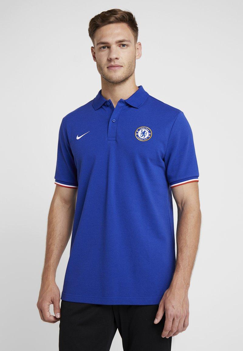 Nike Performance - CHELSEA FC - Pelipaita - rush blue/white
