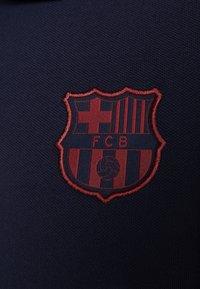 Nike Performance - FC BARCELONA - Squadra - obsidian/noble red - 5