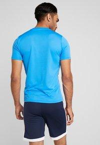 Nike Performance - DRY - Camiseta estampada - light photo blue/coastal blue - 2