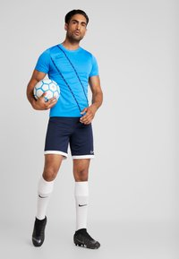 Nike Performance - DRY - Camiseta estampada - light photo blue/coastal blue - 1