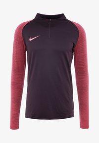burgundy ash/racer pink