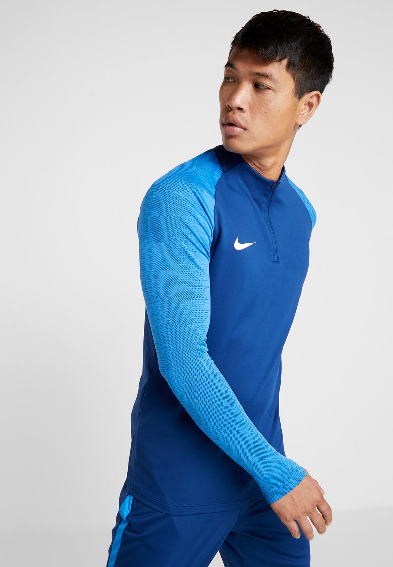 Nike Performance - DRY - Camiseta de deporte - coastal blue/light photo blue/white