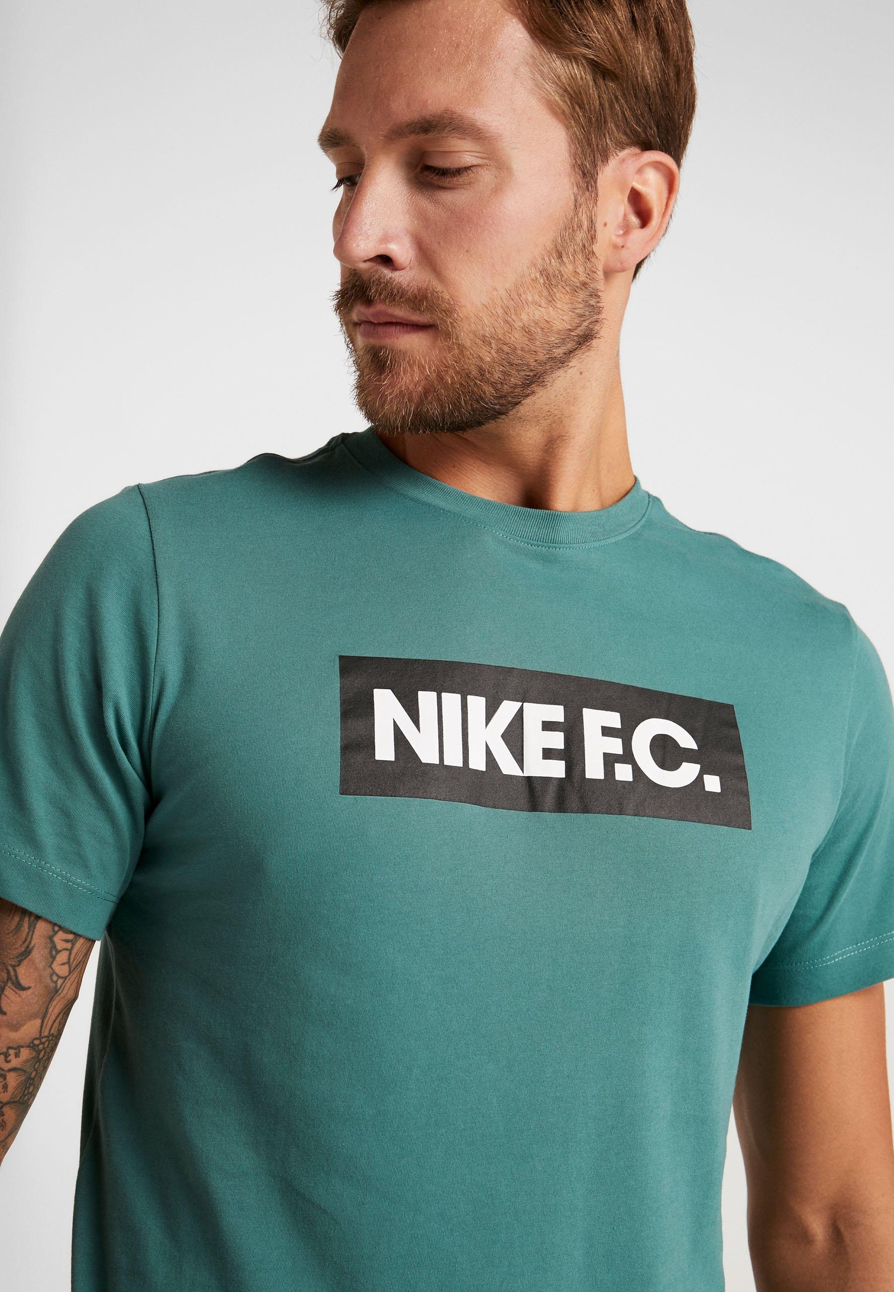 DRY TEE SEASONAL BLOCK T Shirt print bicoastalblack