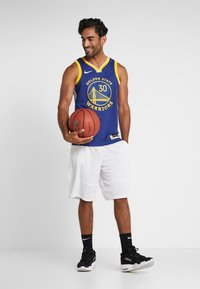 Nike Performance - NBA GOLDEN STATE WARRIORS STEPH SWINGMAN - Fanartikel - rush blue/white/amarillo/steph curry - 1