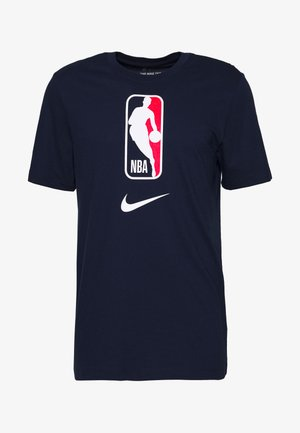 NBA DRY TEE - T-shirt con stampa - college navy