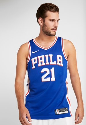 NBA PHILADELPHIA 76ERS JOEL EMBIID SWINGMAN - Pelipaita - rush blue