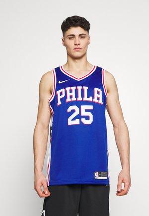 NBA PHILADELPHIA 76ERS JOEL EMBIID SWINGMAN - Fanartikel - rush blue