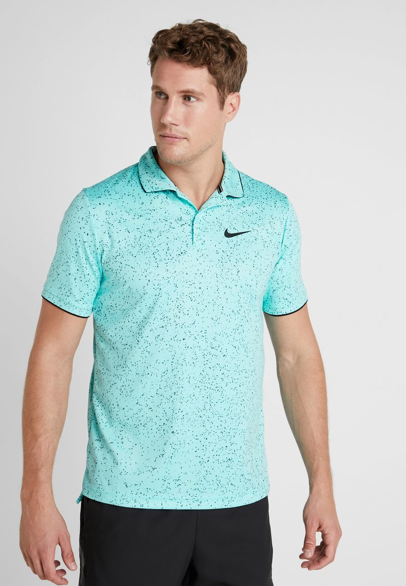 Nike Performance - Camiseta de deporte - light aqua/black
