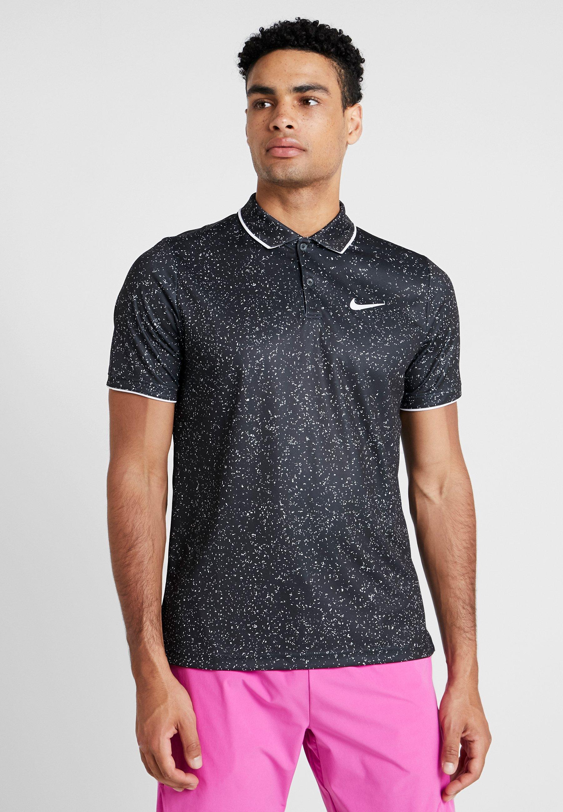 white SportBlack shirt T Nike De Performance 2HEID9