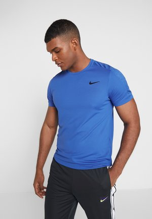 DRY - Camiseta estampada - game royal/black