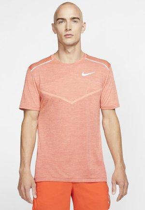 T-Shirt print - orange