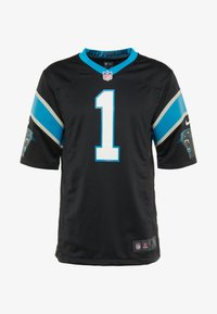 Nike Performance - NFL CAM NEWTON CAROLINA PANTHERS - Article de supporter - black/tidal blue - 4