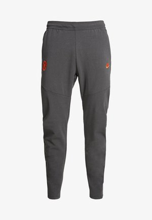 CHELSEA LONDON PANT  - Träningsbyxor - anthracite/rush orange