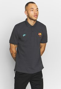 Nike Performance - FC BARCELONA  - Koszulka polo - smoke grey/cabana - 0