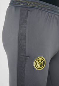 Nike Performance - INTER MAILAND DRY - Equipación de clubes - dark grey/anthracite/tour yellow - 5