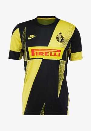 INTER MAILAND DRY - Klubbkläder - tour yellow/black