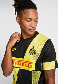 Nike Performance - INTER MAILAND DRY - Article de supporter - tour yellow/black - 3