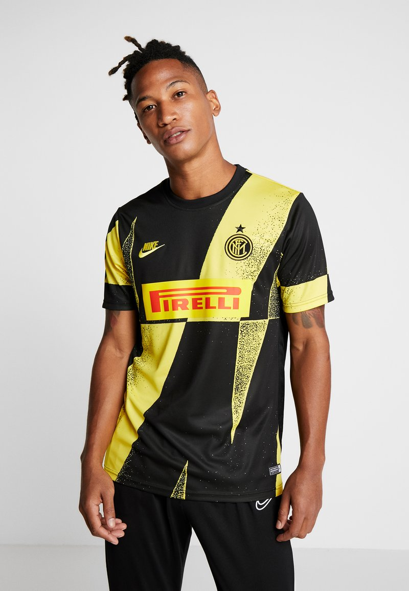 Nike Performance - INTER MAILAND DRY - Article de supporter - tour yellow/black