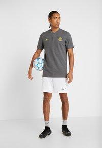 Nike Performance - INTER MAILAND MODERN  - Equipación de clubes - dark grey/charcoal heather/tour yellow - 1