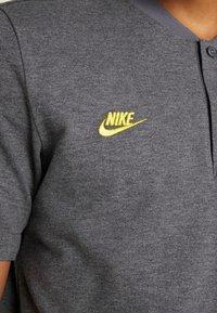 Nike Performance - INTER MAILAND MODERN  - Equipación de clubes - dark grey/charcoal heather/tour yellow - 6