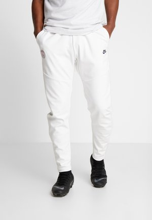 PARIS ST GERMAIN PANT  - Pantalon de survêtement - white/midnight navy