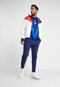 Nike Performance - PARIS ST GERMAIN PANT  - Träningsbyxor - midnight navy/university red - 1