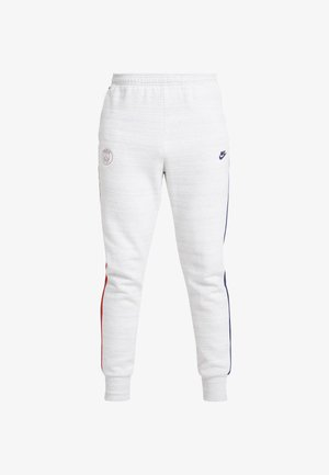 PARIS ST GERMAIN PANT  - Teplákové kalhoty - white/wolf grey/university red/midnight navy