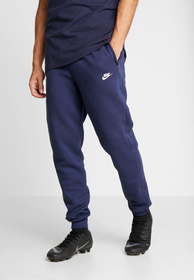 Nike Performance - PARIS ST GERMAIN PANT  - Pantalones deportivos - midnight navy/white