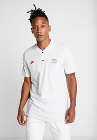 Nike Performance - PARIS ST GERMAIN MODERN  - Pelipaita - white/birch heather/university red - 0